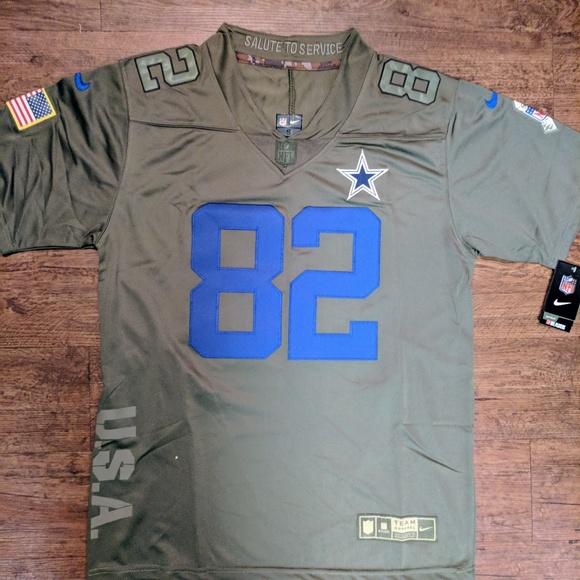 eb0c6b5d3 Dallas Cowboys Jason Witten Jersey